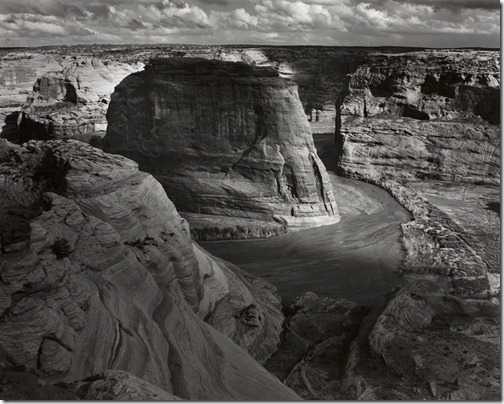 Ansel Adams_Canyon De Chelly National Monument, Arizona