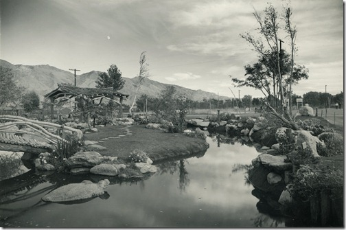 Ansel Adams_Pleasure Park, Manzanar Relocation Center