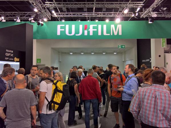 Fujifilm Photokina 2016