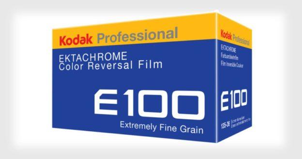 Tornano le Kodak Ektachrome
